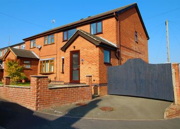 Thumbnail 3 bed semi-detached house for sale in Wesley Street, Ilkeston