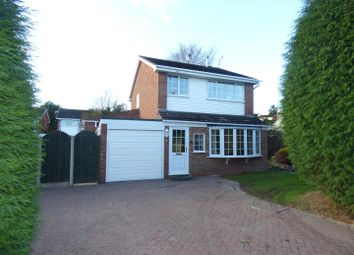 Thumbnail 3 bed detached house to rent in Brookside Drive, Catshill, Bromsgrove