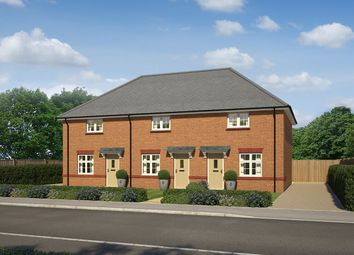 """Thumbnail 2 bedroom terraced house for sale in """"Edale"""" at Fennel Avenue, Mickleover, Derby"""