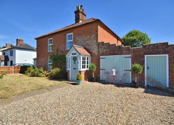Thumbnail 3 bed cottage for sale in Mill Road, Shipdham, Thetford