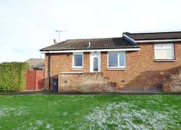 Thumbnail 1 bed semi-detached bungalow for sale in Mosspark Crescent, Dumfries, Dumfries And Galloway