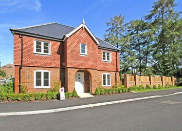 Thumbnail 4 bedroom detached house for sale in Rudgard Way, Liphook