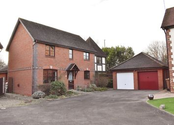 Thumbnail 4 bed detached house for sale in Courtney Close, Tewkesbury