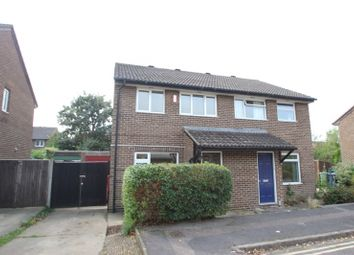 Thumbnail 3 bed semi-detached house to rent in Weldon Road, Marston, Oxford