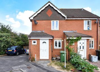 Thumbnail 2 bedroom end terrace house to rent in Didcot, Oxfordshire