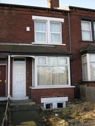 Thumbnail 3 bed terraced house to rent in Meanwood Road, Leeds