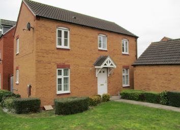 Thumbnail 3 bed detached house for sale in Shalford Road, Leicester