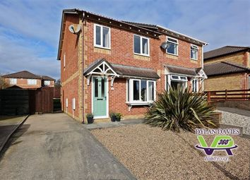 Thumbnail 3 bed semi-detached house for sale in Alder Grove, Llantwit Fardre, Pontypridd