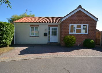 Thumbnail 2 bedroom detached bungalow to rent in Bloomsbury Close, Oulton, Lowestoft