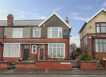 Thumbnail 3 bedroom end terrace house for sale in Bury New Road, Breightmet, Bolton, Lancashire