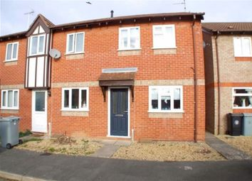 Thumbnail 2 bed property to rent in Foxgloves, Deeping St James, Peterborough