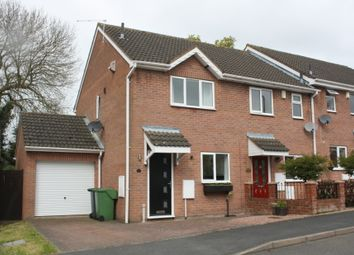 Thumbnail 2 bed end terrace house to rent in Granary Road, Stoke Heath, Bromsgrove