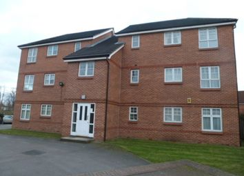 Thumbnail 2 bed flat for sale in Mill Chase Close, Alverthorpe, Wakefield