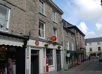 Thumbnail Retail premises for sale in 3 High Town, Powys