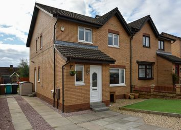 Thumbnail 4 bed semi-detached house for sale in 55 Haddington Way, Coatbridge