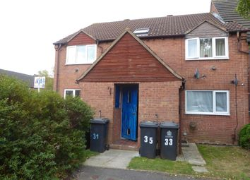 Thumbnail 1 bed maisonette to rent in Apperley Drive, Quedgeley, Gloucester