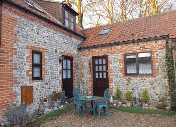 Thumbnail 3 bed barn conversion for sale in Southrepps, Norwich, Norfolk