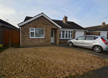 Thumbnail 3 bed bungalow to rent in Bodmin Moor Close, North Hykeham, Lincoln