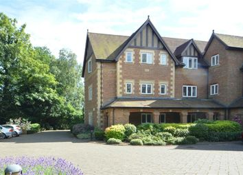 Thumbnail 2 bed flat to rent in Caenshill House, 5 Chaucer Avenue, Weybridge, Surrey
