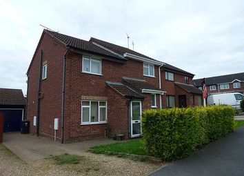 Thumbnail 2 bedroom end terrace house to rent in Melford Road, Stowmarket