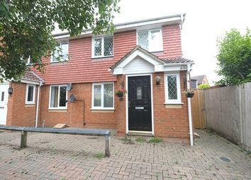 Thumbnail 3 bed end terrace house for sale in Baytree Gardens, Marchwood