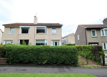 Thumbnail 3 bed semi-detached house for sale in Brenfield Road, Glasgow