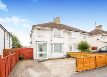 Thumbnail 3 bedroom semi-detached house for sale in Gaisford Road, Oxford