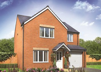 """Thumbnail 4 bed detached house for sale in """"The Roseberry"""" at Weir Hill, Preston Street, Shrewsbury"""