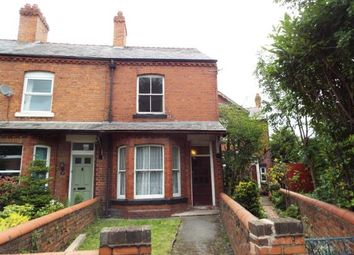 Thumbnail 4 bed end terrace house for sale in Sealand Road, Chester, Cheshire