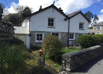 Thumbnail 2 bed cottage to rent in Tregrehan Mills, St. Austell