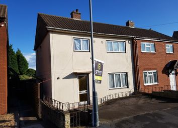 Thumbnail 3 bed semi-detached house for sale in Barn Close, Dordon, Tamworth