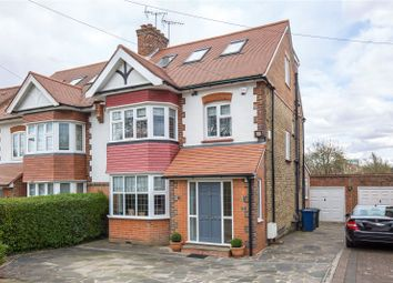 Thumbnail 4 bed semi-detached house for sale in Singleton Scarp, London