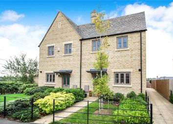 Thumbnail 3 bed end terrace house to rent in Matthews Walk, Cirencester, Gloucestershire