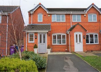Thumbnail 3 bed semi-detached house for sale in Bowmore Way, Liverpool
