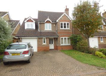 Thumbnail 5 bedroom detached house to rent in Bainbridge Close, Ham, Richmond