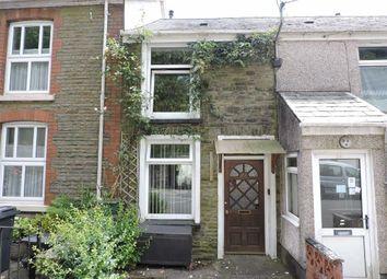 Thumbnail 1 bed terraced house for sale in Pantteg, Ystalyfera, Swansea