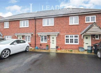 Thumbnail 2 bed terraced house for sale in Pimlotts Grove, Hartford, Northwich