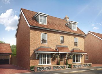"Thumbnail 5 bed detached house for sale in ""Malvern"" at Kentidge Way, Waterlooville"