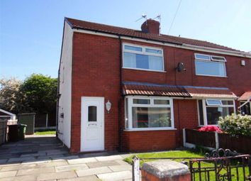 Thumbnail 2 bed semi-detached house for sale in Newlands Drive, Lowton, Warrington