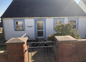 Thumbnail 2 bed bungalow to rent in Prescelly Crescent, Goodwick