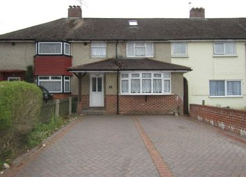Thumbnail 4 bed terraced house to rent in Padnell Avenue, Cowplain, Waterlooville