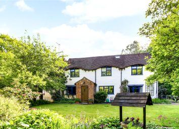 Thumbnail 4 bed detached house for sale in Basingstoke Road, Heckfield, Hook