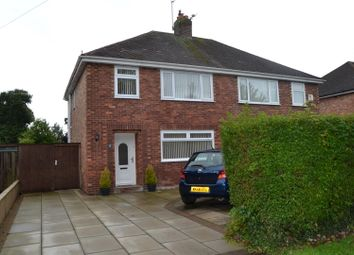 Thumbnail 3 bed property for sale in Morland Avenue, Bromborough, Wirral