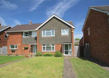 Thumbnail 3 bed semi-detached house for sale in Virginia Close, Chipping Sodbury, South Gloucestershire