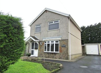 Thumbnail 3 bed detached house for sale in Trallwm Road, Llanelli, Carmarthenshire