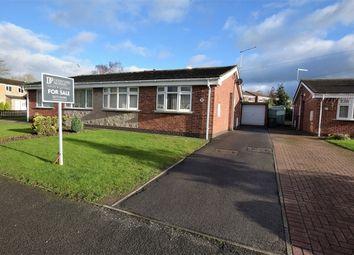 Thumbnail 2 bed semi-detached bungalow for sale in Barton Knowle, Belper, Derbyshire