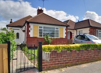 Thumbnail 3 bedroom bungalow to rent in Woodford Crescent, Pinner, Middlesex