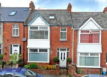 Thumbnail 4 bed terraced house for sale in Wyndham Avenue, Heavitree, Exeter, Devon