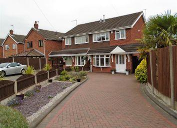 Thumbnail 3 bedroom semi-detached house for sale in Meon Way, Wednesfield, Wolverhampton