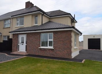 Thumbnail 3 bed semi-detached house to rent in Kilnacart Road, Dungannon